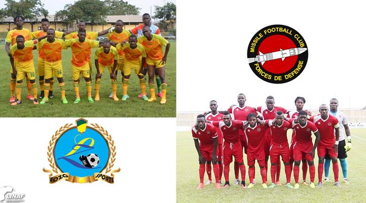 Le promu Lozo Sport doit tout donner pour enchaîner face à l'autre club militaire