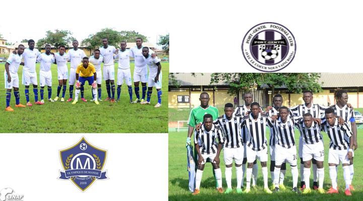 Qui de l'Olympique de Mandji ou de Port-Gentil FC remportera le premier derby Marigovéen?