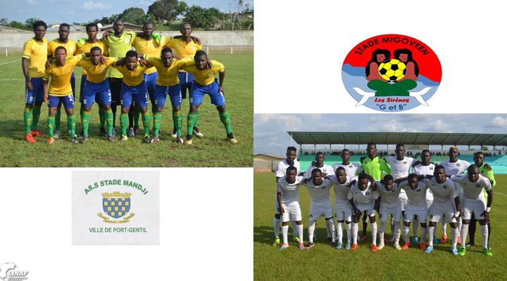 Qui des Stadistes de l'Ogooué-Maritime ou du Moyen-Ogooué prendront le dessus?