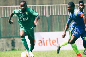 17e J. AKANDA FC 0-1 CF MOUNANA